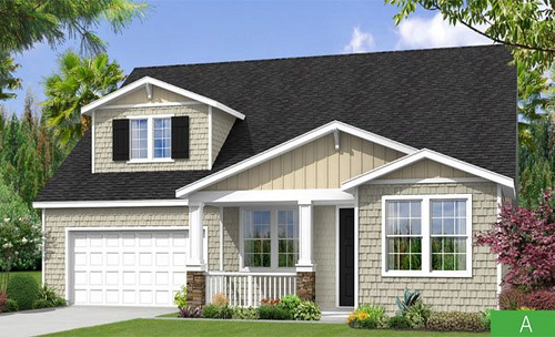 Lennar NextGen Home Elevation