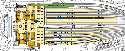Amtrak makes no little plans with Union Station vision ...