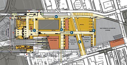 Amtrak Akridge Imagine The Future Of Union Station Greater Greater Washington