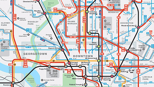 New, better, diagrammatic Metrobus maps are here – Greater Greater