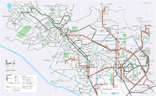 New Better Diagrammatic Metrobus Maps Are Here – Greater