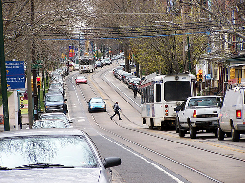 Cars On Line >> Philadelphia's streetcar infrastructure: Old but ...