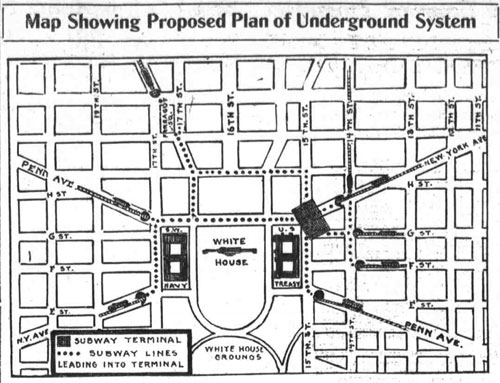 Streetcars Would Have Descended Into The Tunnels As They Approached Downtown Part Of The Purpose Was To Cut Down On Traffic On The Surface Streets