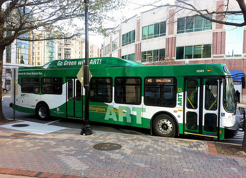 ART keeps graduating to bigger and bigger buses Greater Greater