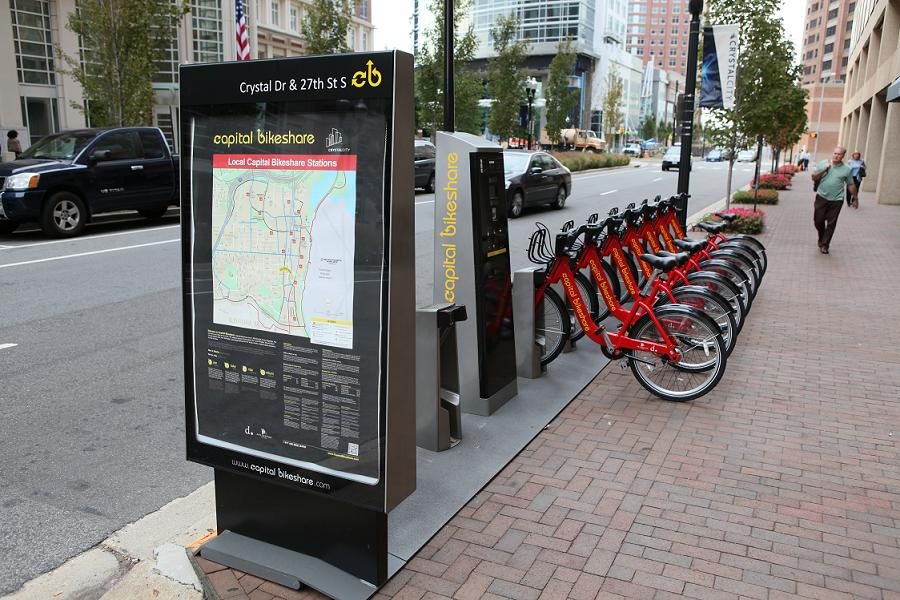 Arlington offers cash bikeshare memberships to the unbanked ...