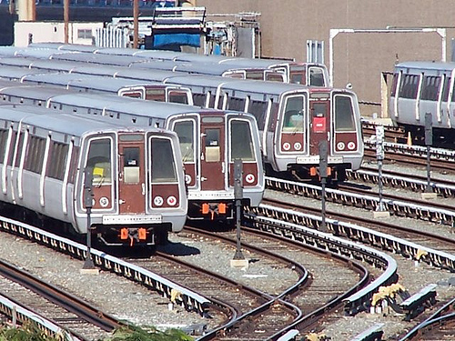 Exceptional Metro Needs More Space To Park Its Trains