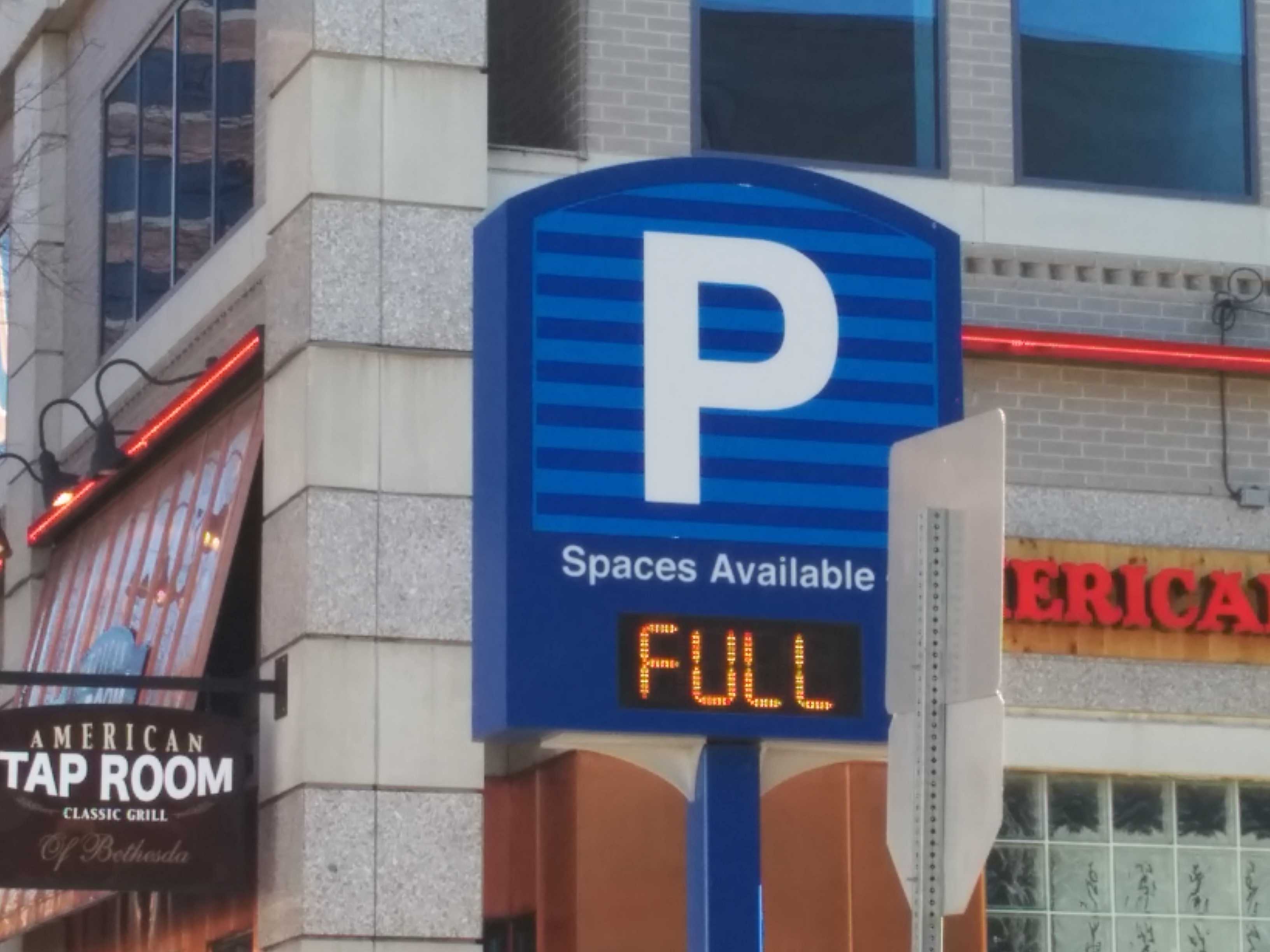 Bethesda S Parking District Is Going Broke While Its Most Popular