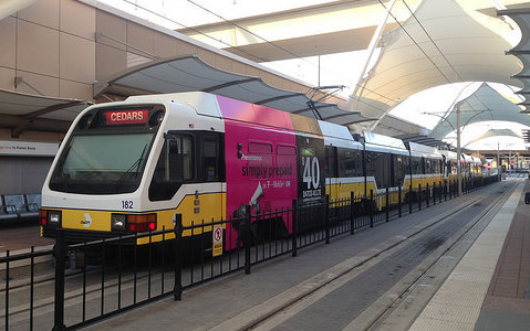 Would You Have Guessed Dallas Has The Country S Biggest Light Rail