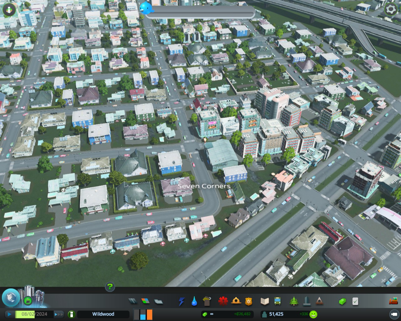 Cities Skylines takes over SimCity's mantle as top city