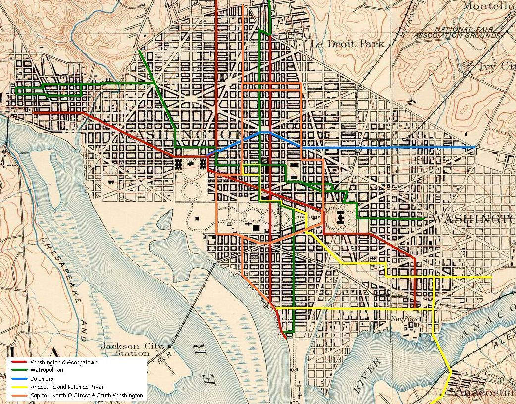 Theres History To Behold On Some Of DCs Manhole Covers  Greater - Washington dc bridges map