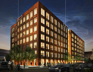 The Crisis With Todays Modern Architecture as well Gray Brick Facade moreover Its About To Get Easier To Build Mid Rises In Dc as well Store additionally the Flower Shop. on facade design for shop