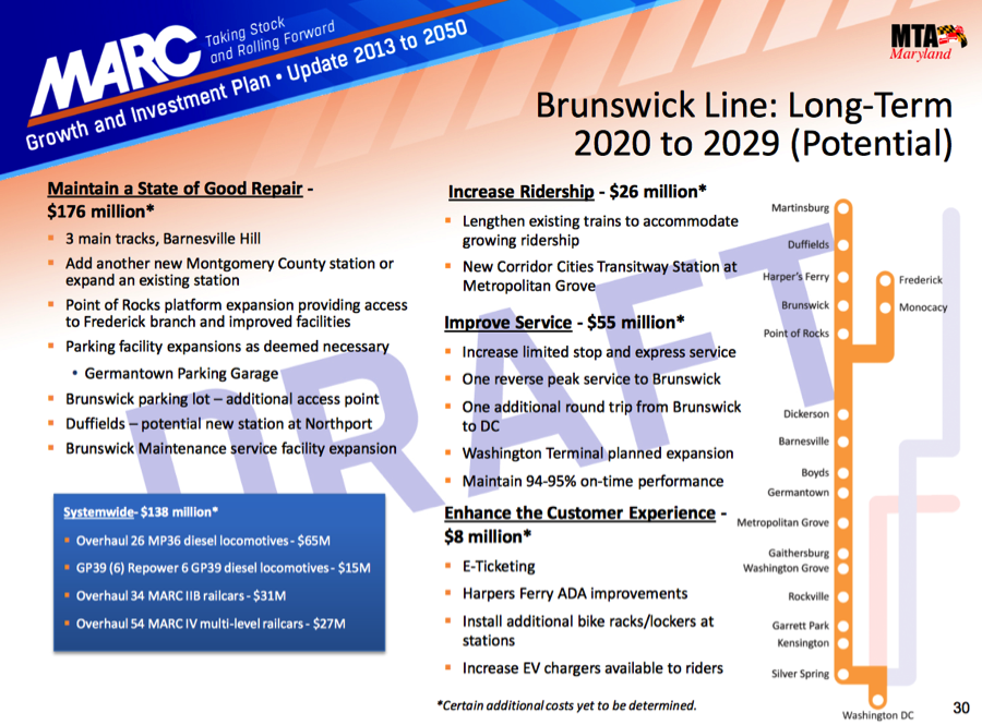 Marc Train Penn Line Schedule 2020 Forest Glen residents and a state delegate want a MARC station in