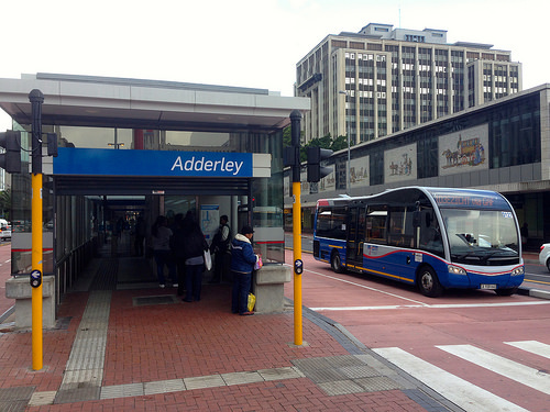 Heres a look at how Cape Town South Africa is doing bus rapid