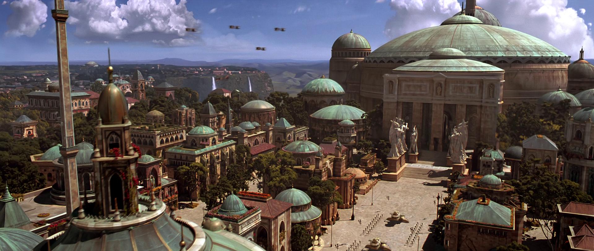 Star Wars Buildings