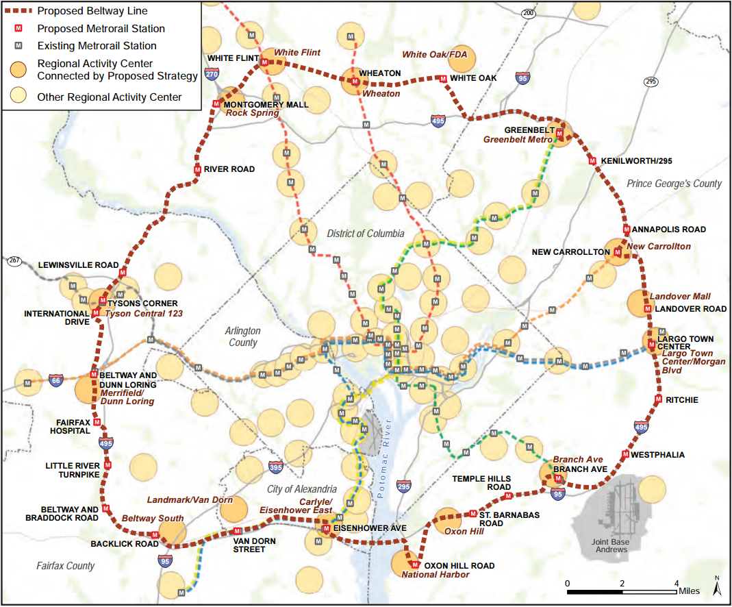 Which Transit Expansion Ideas Are Possible Which Arent - Washington dc metro map national harbor