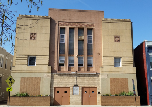 Five great art deco buildings in dc