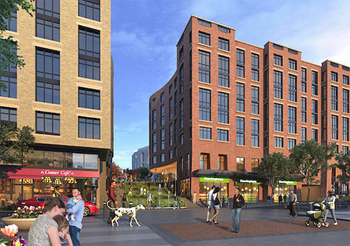 Tenleytown Won T Get 50 Units Of Housing And A Park