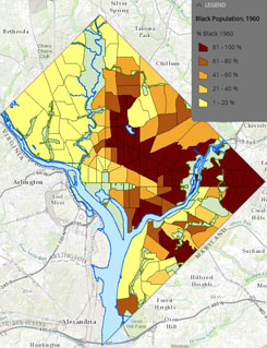 Where DC used to bar black people from living – Greater ... on