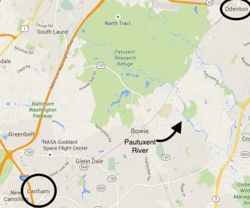 We\'re getting closer to having a bike trail from DC to Baltimore ...