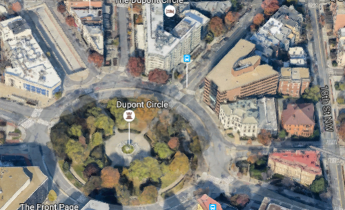 google maps gives dc the 3d treatment