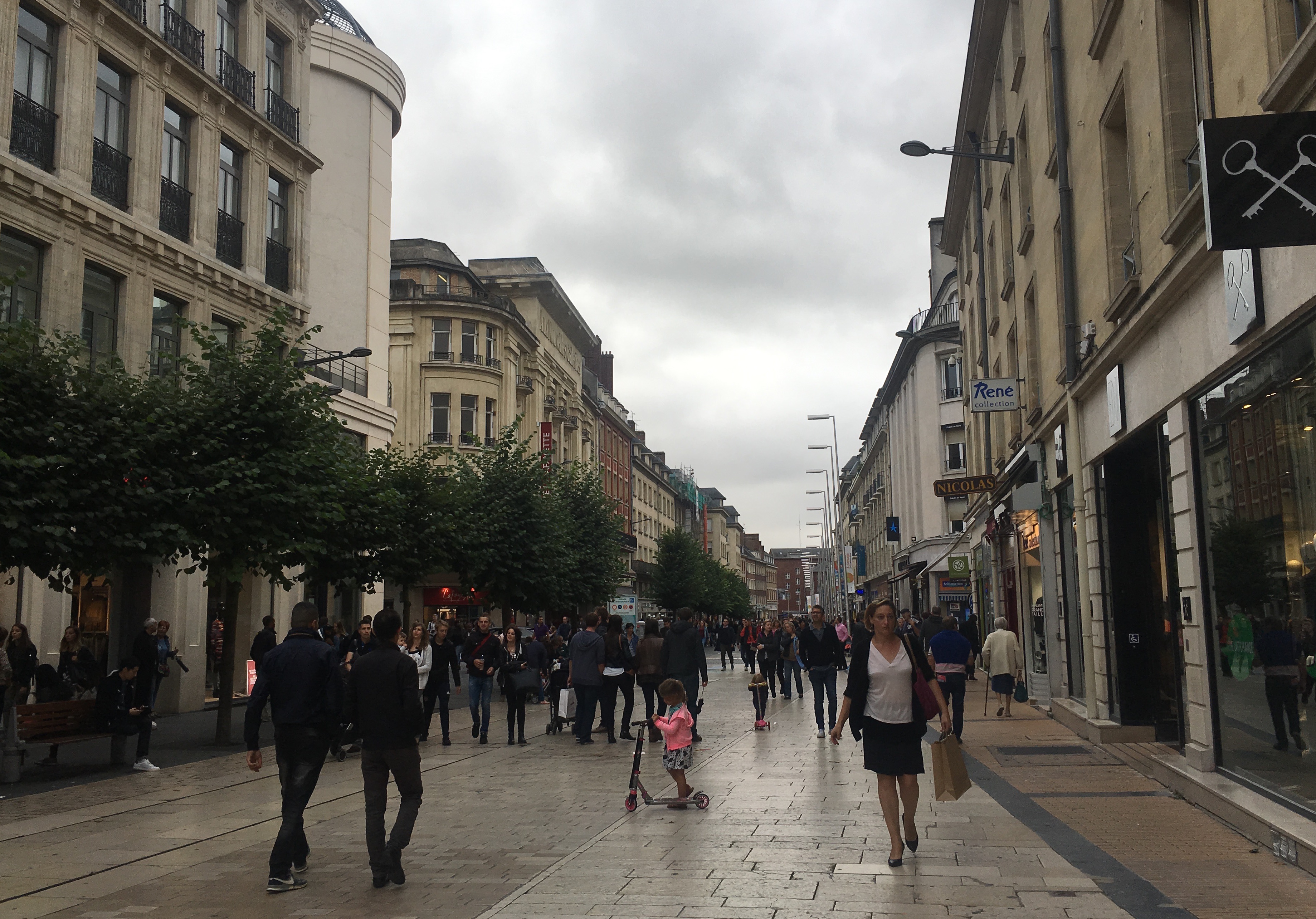 Design By: Three Examples Of Great Street Design In France