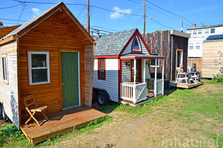 DC tried fixing its housing shortage by building tiny houses in