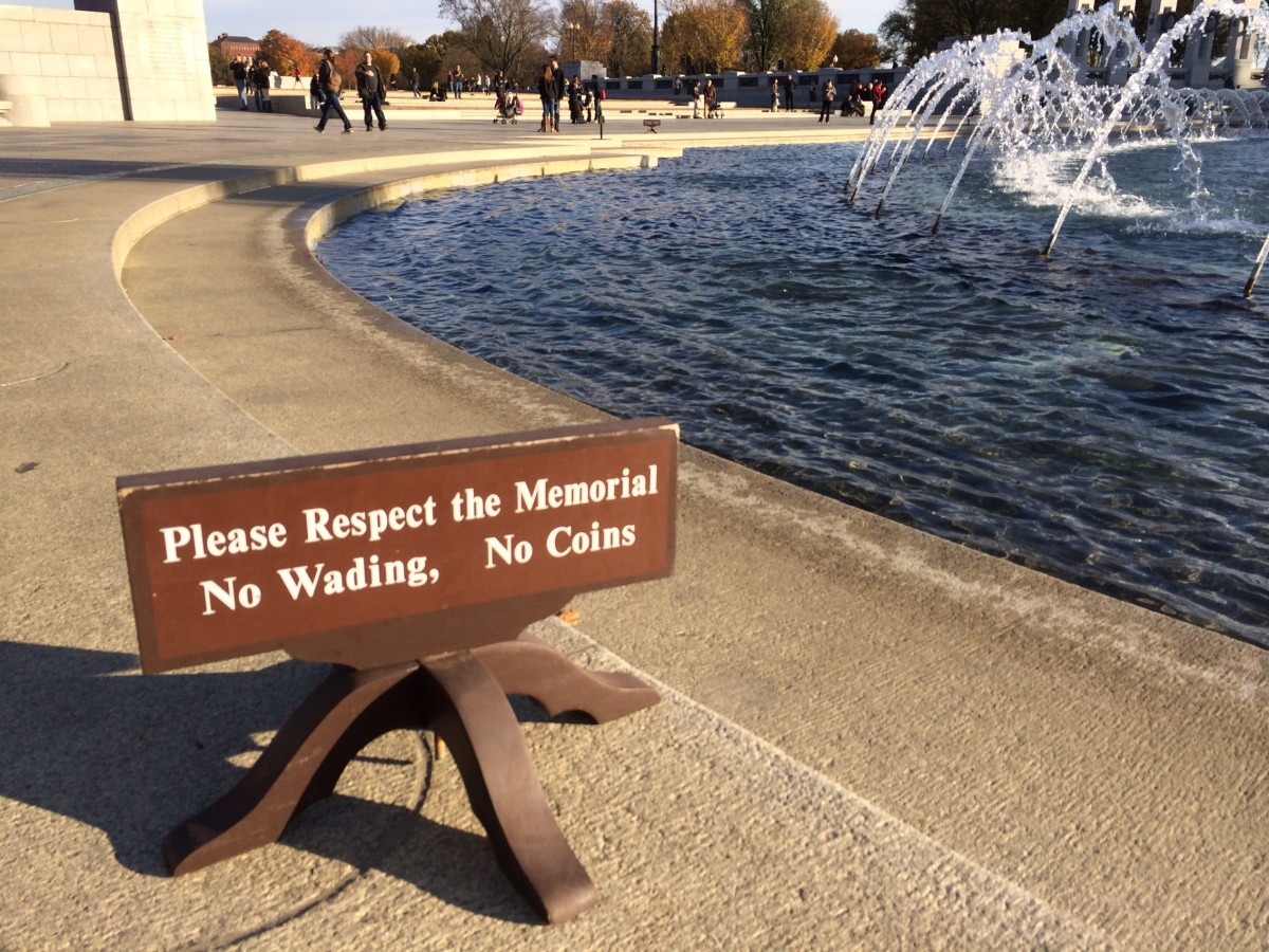 Go Ahead Wade In The Memorial Greater Greater Washington