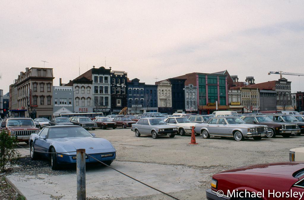 Hotel Car Parking