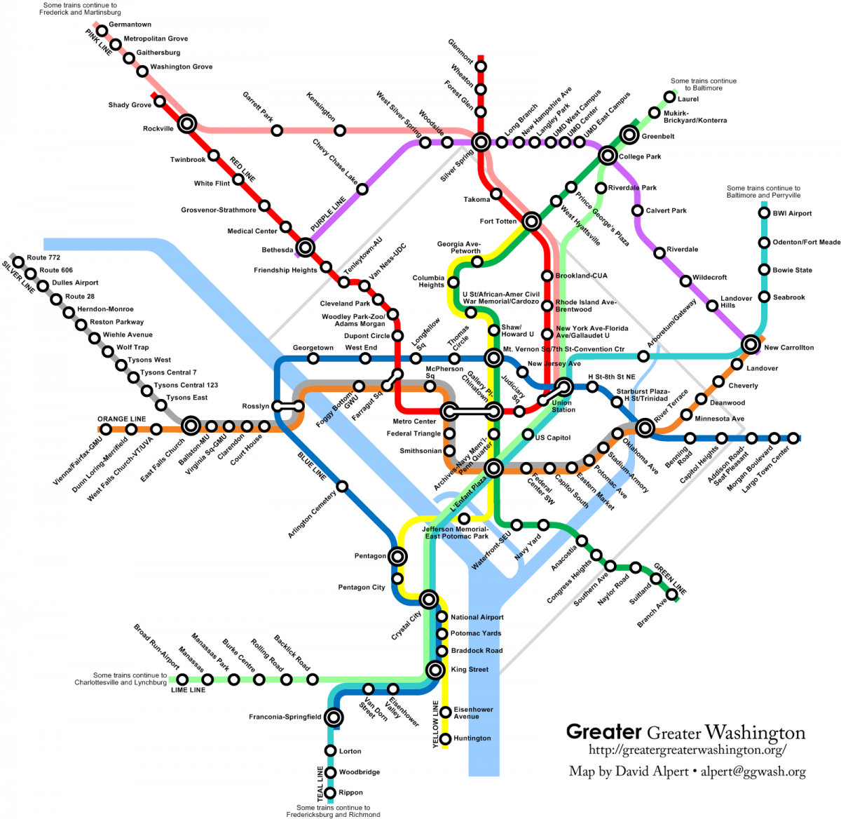 Legal Crossing In Boston Subway Map.Ggwash Sandbox For Hq2 In Crystal City Build The Metro Express