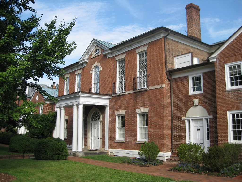 Dumbarton House A Georgetown Gem Greater Greater Washington