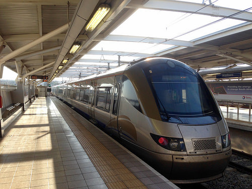 Johannesburg S Gautrain Aims To Get People Out Of Cars And