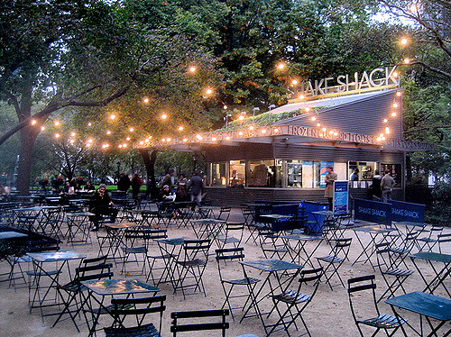 Shake Shack should consider a park location – Greater