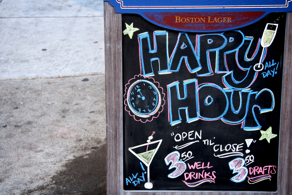 Next Week Join Us For Happy Hour In Silver Spring