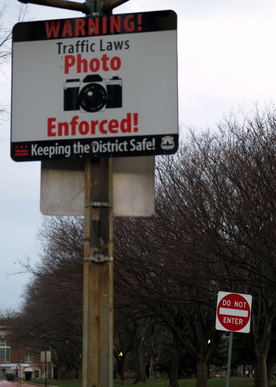 What is the right level for speed camera fines? – Greater Greater
