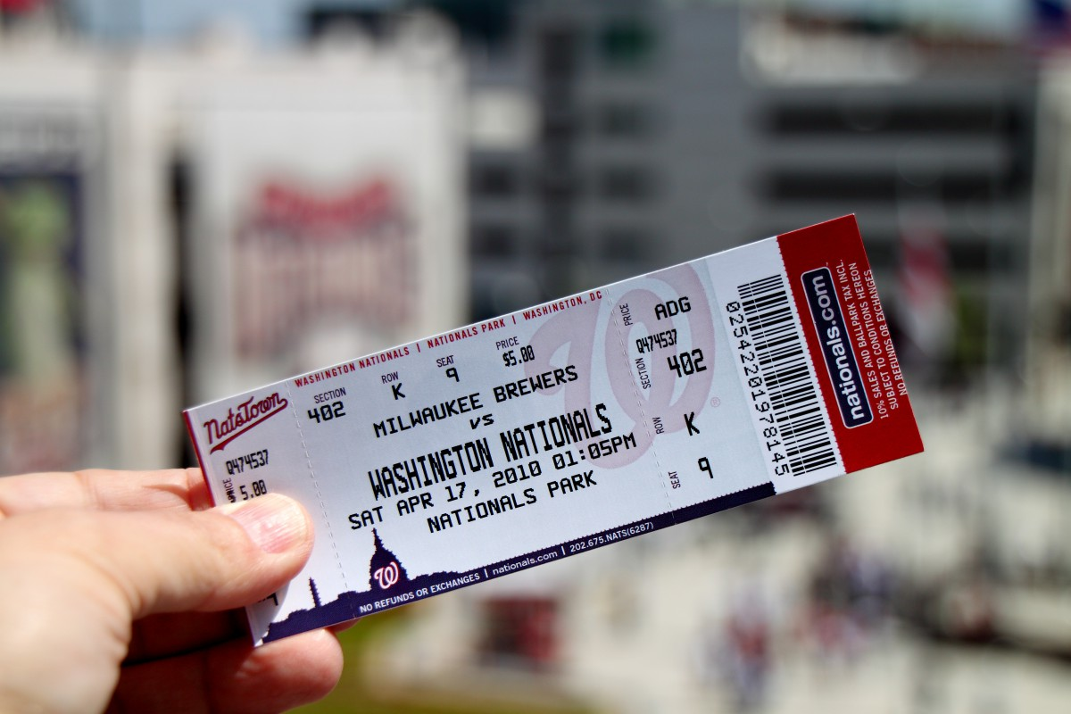 Free sports tickets show DC politicians' sense of ...