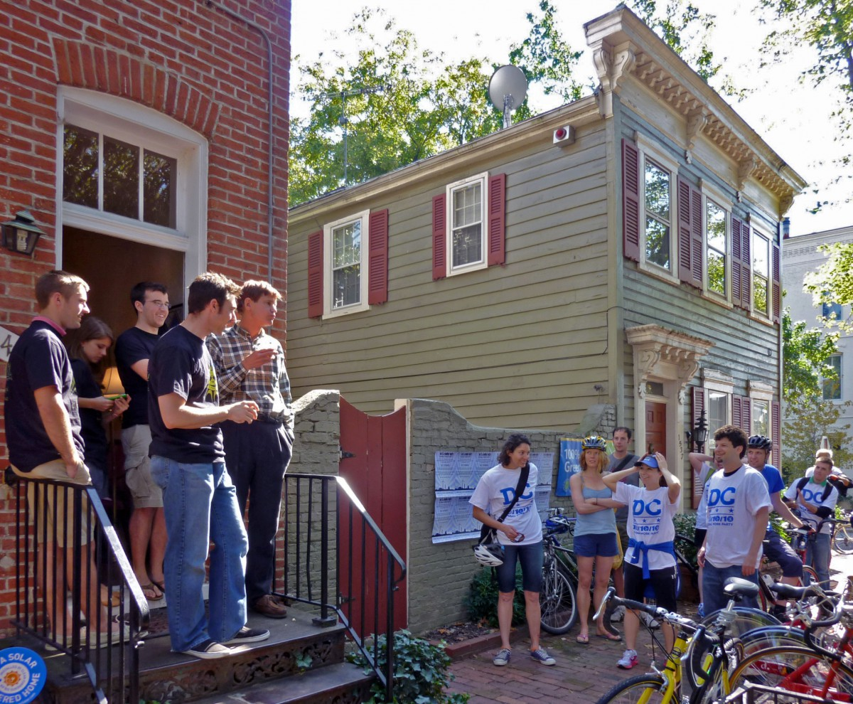 on campus housing not the answer for georgetown greater greater
