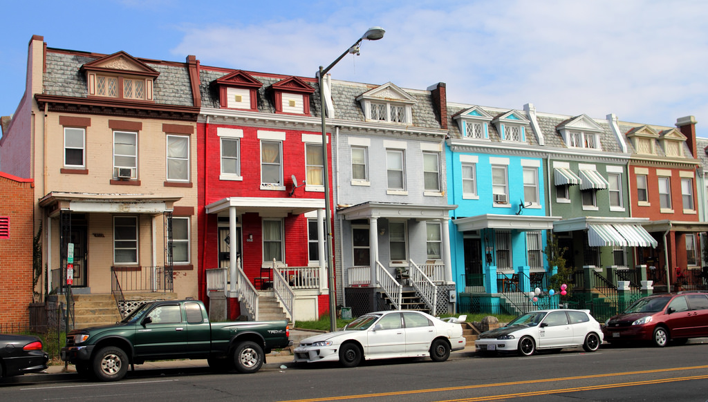 To escape poverty buying a home beats investing in stocks for Buying a home in washington dc