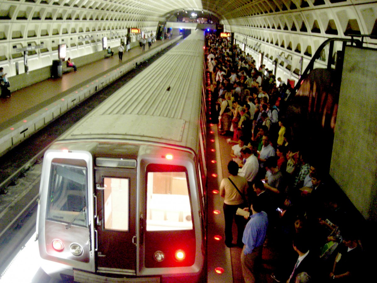 All 91 Metro stations ranked by ridership – Greater Greater Washington