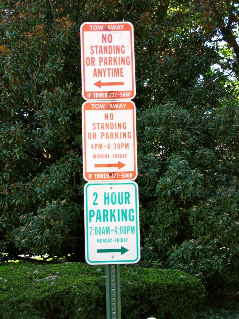 Parking Permit Dc Car Registered To Parent