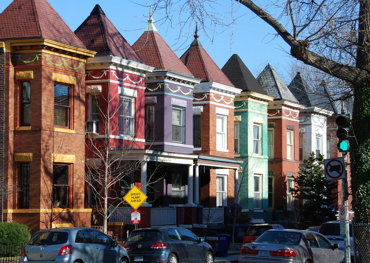 Why Dc Has So Many Rowhomes And How They Re Different