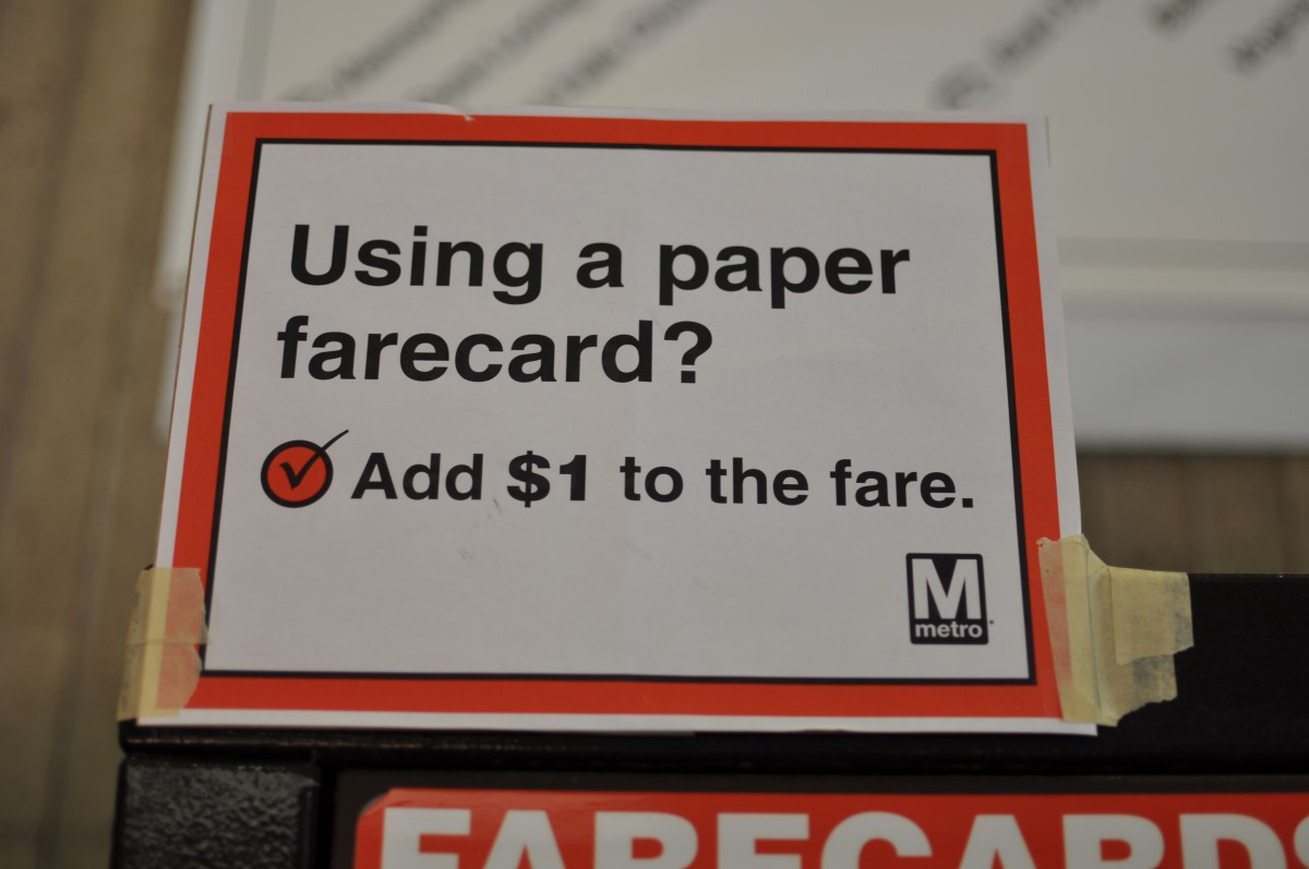 New Metro fare table may confuse new riders – Greater