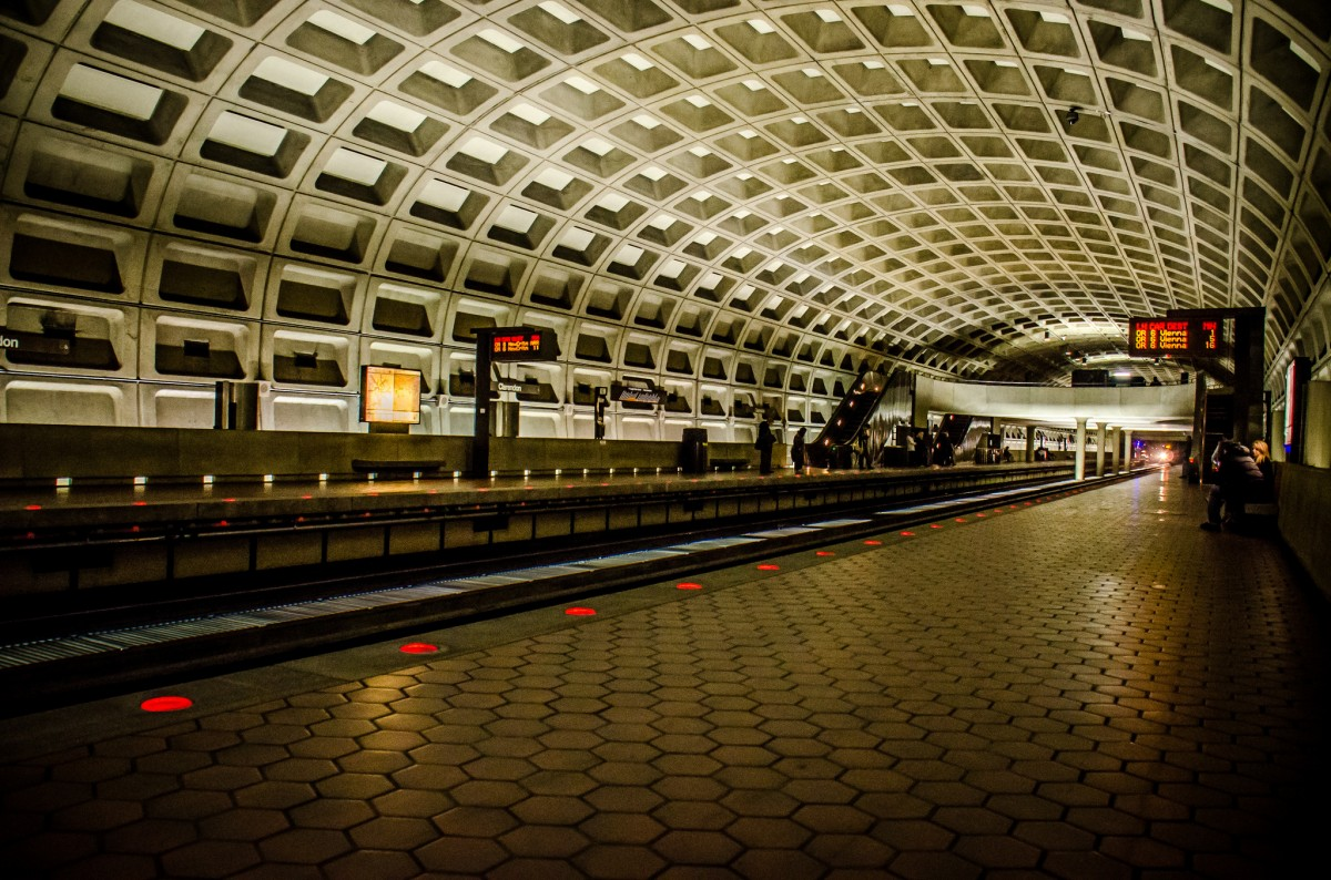 Cleaning Up Metro Stations Would Do More Than Just Make