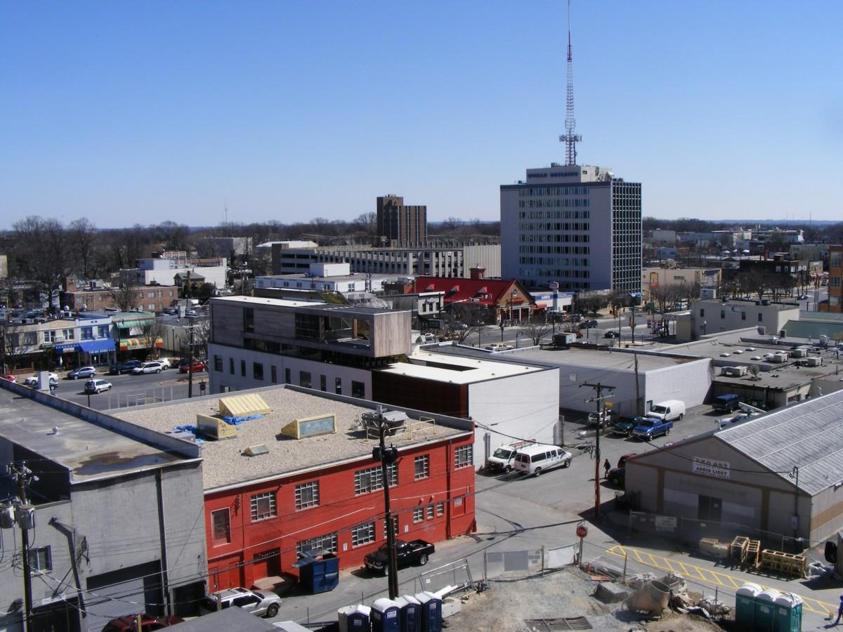 Rooftop Bars Downtown Kansas City