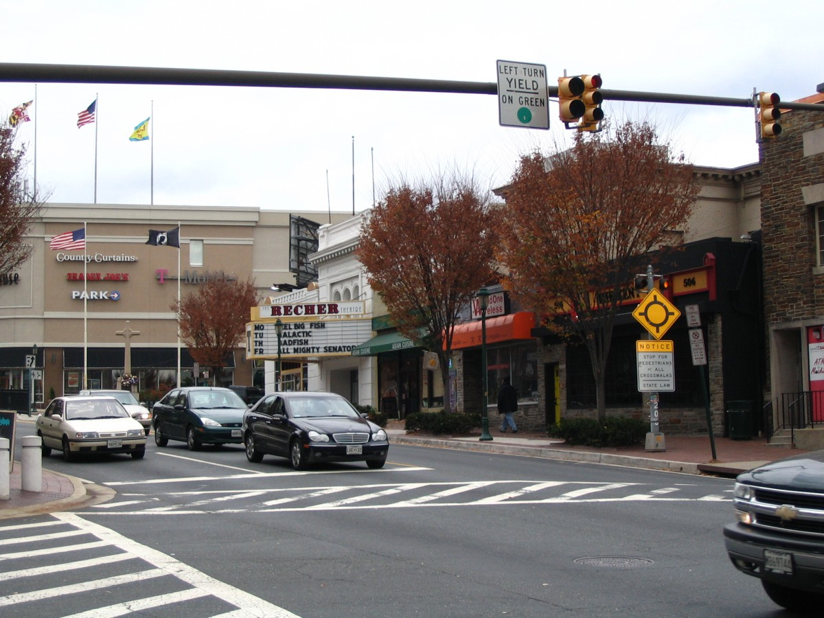Make It Happen >> Towson can't beat Bethesda or Silver Spring without housing – Greater Greater Washington