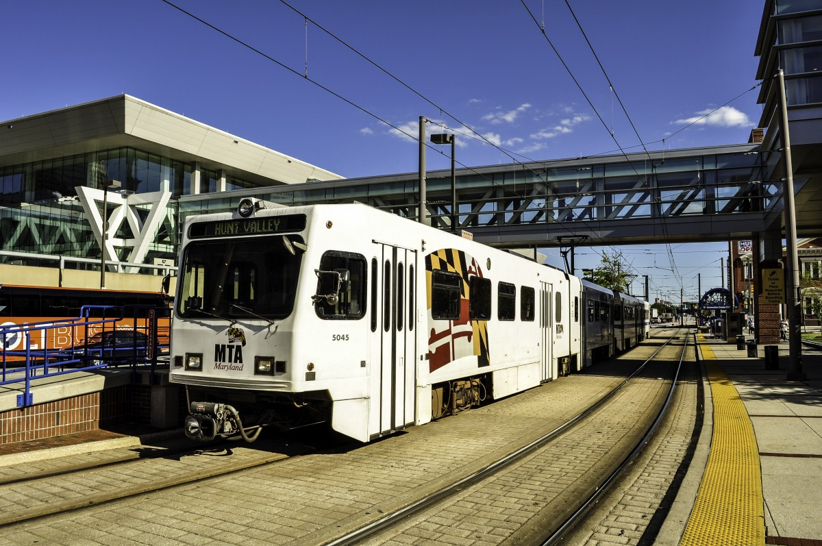 Under Armour wants to extend Baltimore's light rail to a ...