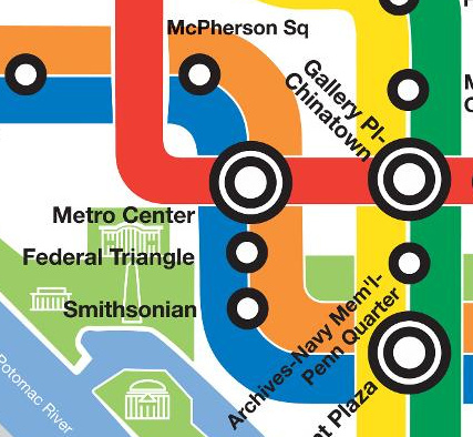 Subway Map Wall Art Endpoints.Contest Design A Better Metro Map Greater Greater Washington