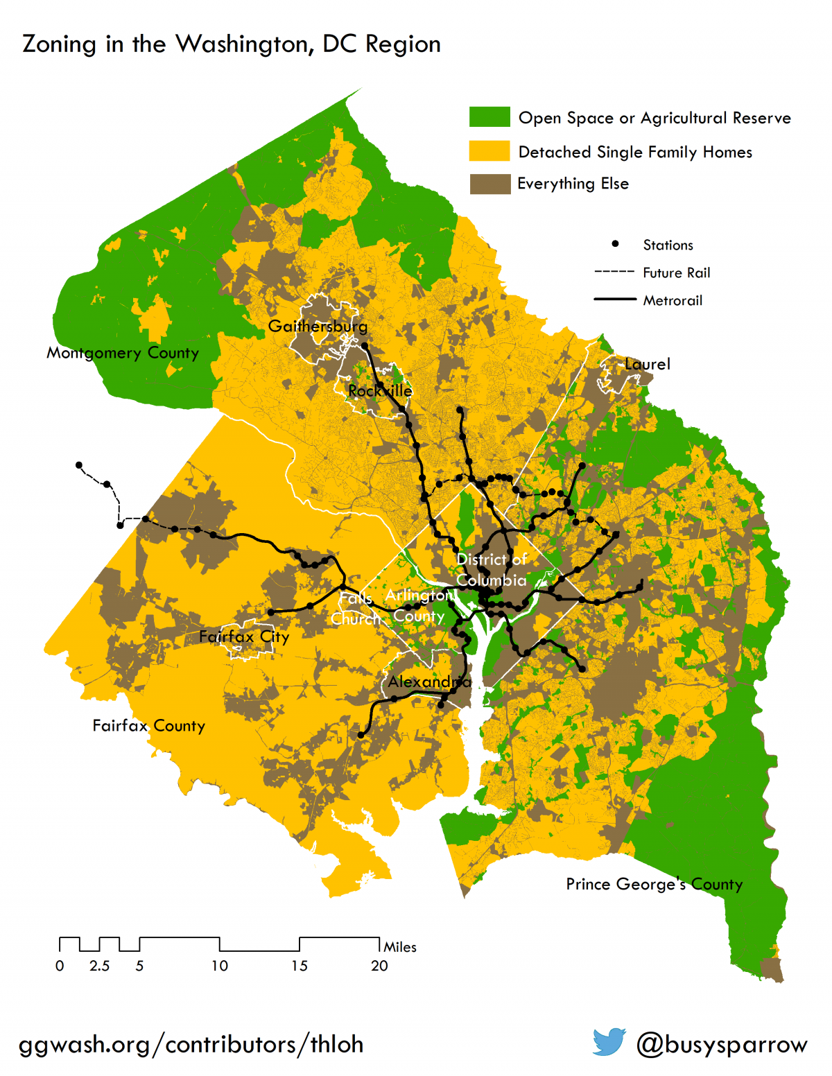 Dc Zoning Map on