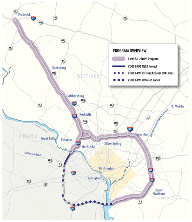 Maryland nixed its transit options and is moving ahead with road ...