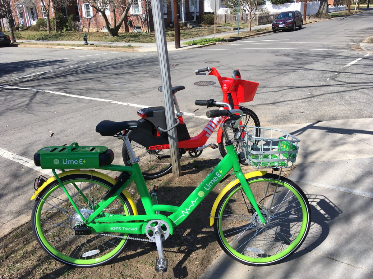 With electric bikes and scooters, LimeBike seeks to stand out from