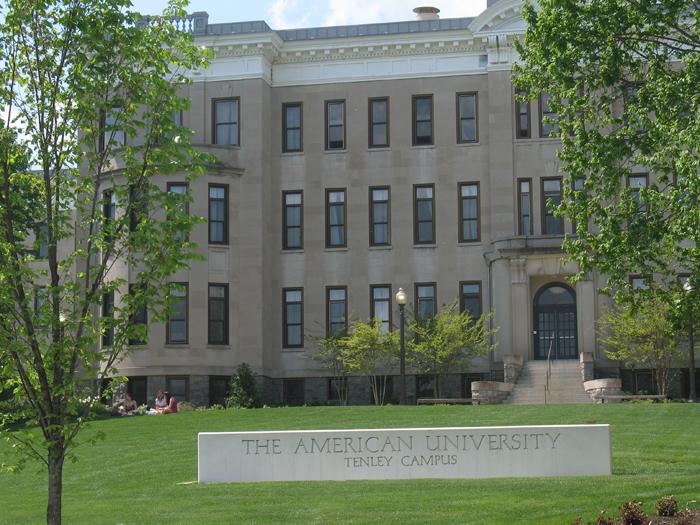 American University Law School >> Moving Au Law School Could Revitalize Tenleytown Greater